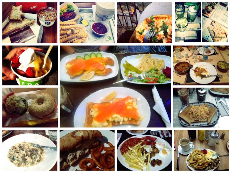 I genuinely loved not caring about calories in each of these delicious dishes.